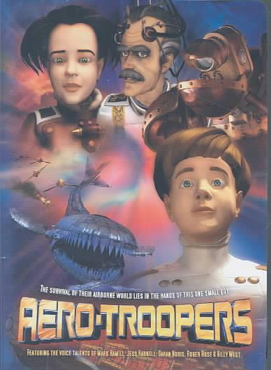 AERO-TROOPERS BY HAMILL,MARK (DVD)