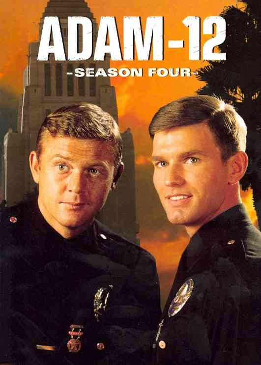 ADAM 12:SEASON FOUR BY ADAM 12 (DVD)