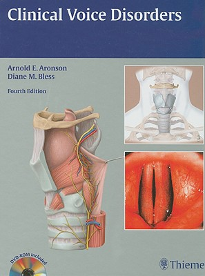 Clinical Voice Disorders By Aronson, Arnold Elvin/ Bless, Diane M.